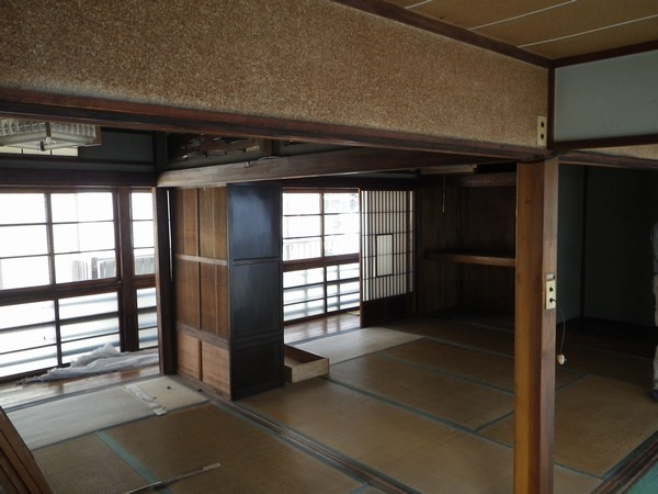 リフォーム前の2階の和室
